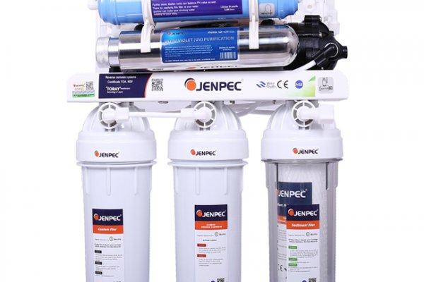 Thay lõi lọc  trọn bộ máy JENPEC