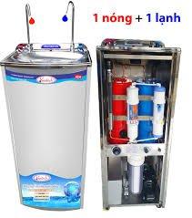 Máy lọc nước nóng lạnh 2 vòi SunTech