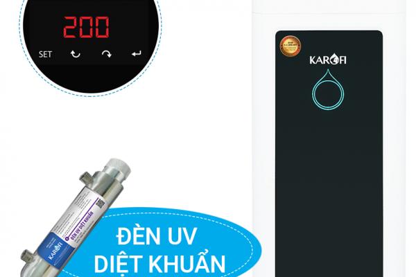MÁY LỌC NƯỚC OPTIMUS O-I129/A+UV