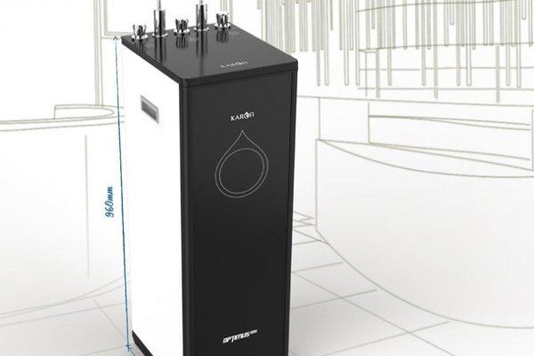 Máy lọc nước Karofi Optimus Duo O-d138